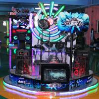 Quality Electronic Music Arcade Jazz Drum Game Machine for sale
