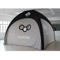 Quality Inflatable Canopy Tent TPU Outdoor Dome Inflatable Tent Inflatable Exhibition Tent for sale
