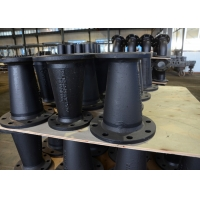 Buy cheap Ductile Cast Iron Pipe Fitting Flanged Bellmouth from wholesalers