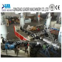 Quality 50-160mm pp polypropylene 3 layers soundproof water drainage pipe extrusion line for sale