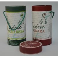 China custom paper tube box for cosmetic,personal care on sale