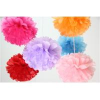 Buy cheap BABY SHOWER & IT'S A GIRL pink gold Garland Bunting Banner Tissue Paper Flower Pom Poms Paper Lanterns Paper Honeycomb from wholesalers