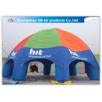 Durable Inflatable Air Tent Inflatable Spider Dome Tent For Advertising Service