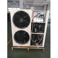China Convenient And Efficient Air Source Heat Pump 12KW R417A Refrigerant on sale