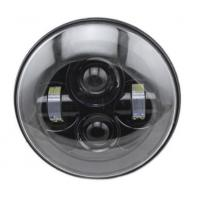 Buy Auto spare part Black 7 inch H4 H13 LED Headlights For Jeep Wrangler JK 2 Door 4 at wholesale prices