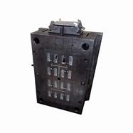 Buy cheap Die Casting Multi Cavity Mold Aluminum Alloy Motor Housing Heat Treatment from wholesalers
