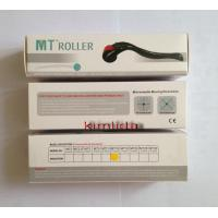 Quality FDA Physician 0.5mm 0.75mm 1.0mm 1.5mm MTS Derma Roller 540 Needles For Hair Loss , Scars for sale