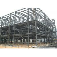 Quality Insulated Comprehensive Light Steel Structure Building Prefabricated Eco Friendly for sale