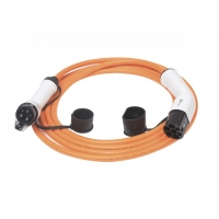Quality 32A Three Phase Type 1 To Type 2 11kw EV Charing Cable for sale