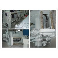 Quality Single Drum Mooring / Lifting Winch 1 Reel Hydraulic Driven Type for sale