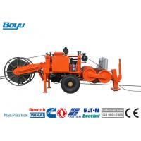 China TY40 Hydraulic Puller Transmission Line Stringing Equipment Max Intermittent Pull 40kN on sale