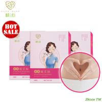 Buy natural organic menstrual pain relief warm womb uterus heat patch pad pads at wholesale prices