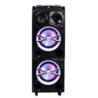 Best 12 Inch Rechargeable multifunction Trolley Speaker with KARAOKE Function wholesale