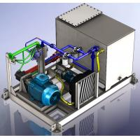 Professional Concentric Hydraulic Power Units With Low Noise Motor CE