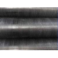 China ASTM A213 T91 F11 T5 T9 T12 T22 Alloy Steel HF spiral welding Welded Fin Tubes pipes finned tubes pipes tubings fintubes on sale