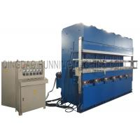 Quality Tread Rubber Molding Machine / Procured Tread Making Machine for sale