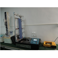 China ISO15025 Protective Clothing Flammability Tester With Copper Materail for sale