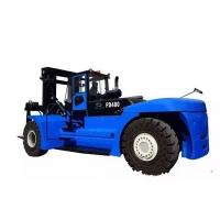 Quality Blue Wide - View Mast  3000mm 48000 KGS Diesel Forklift Truck for sale