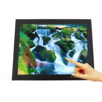 Best 12.1 Industrial Lcd Touch Screen Monitor , Hd Mini Panel Pc Touch Screen 300 - 450nits wholesale