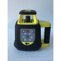Quality Rotaing Laser Instruments And Accessories Red / Green Beam With Slope Setting for sale