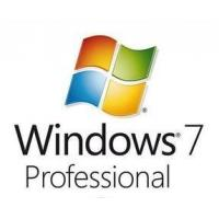 Quality Easy Using Windows 7 Product Key Code Sticker For Dell / HP / Lenovo for sale