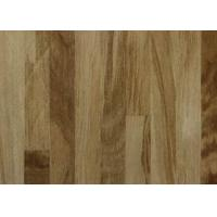 Quality Realistic Wooden Type LVT Click Flooring , Click Lock Vinyl Planks With Wear Layer for sale