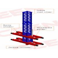 Quality Jacking and supporting system- Professional Building Construction Technology For High Rise Building for sale