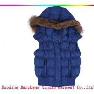 Quality Lady's down vest for sale