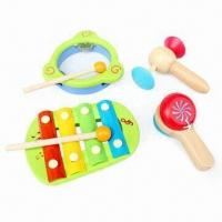 China Wooden Music Toys for Children on sale