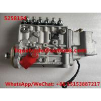 Quality Genuine pump 5258154 , 10404716046 , 10 404 716 046 , CPES6P120D120RS BYC 11 415 186 003 , 11415186003 for sale
