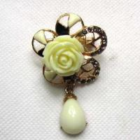 Quality Fashion Costume Brooch (BH-065) for sale