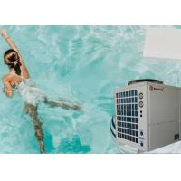 China Meeting 21KW WIFI Control Energy Efficient Heat Pumps Water Heaters For Swimming / Spa / Sauna Pool on sale
