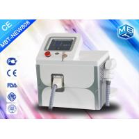 Best 808 nm Diode Laser Hair Removal Machine Permanent With 8.4 Inch Color LCD Touch Screen wholesale