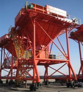Quality Movable Port Dedusting Hopper for sale