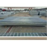 Buy Welded 30 X 3 Galvanized Steel Grating Durable Safety ISO9001 Standard at wholesale prices