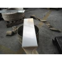 Quality GH3030 / Nimonic 75 Sheet High Temp Alloy for Turbine Engine Combustor Components for sale