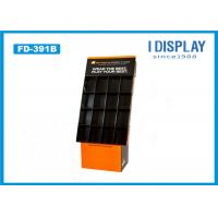 Best Recyclable Cardboard Pallet Display , Side  Cardboard Pop Up Displays For CD / DVD wholesale