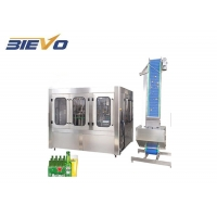 Quality 18 Heads CE 300bph Carbonated Soft Drink Filling Machine for sale
