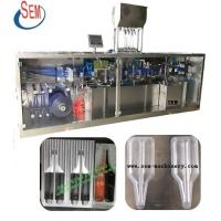 Quality plastic ampoule sauce packing machine,mplastic vial cosmetic sample filling machine,Automatic forming dosing filling sea for sale