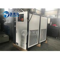 China 3 Phase Compact Industrial Water Chiller Unit Over 36 L / Min Condensing Water Rate on sale