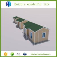 China Smart building wooden green house premanufactured home for sale on sale