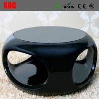 Best Patio Fiberglass Coffee Table Commercial Hollow Tea Table Fiberglass Hollow End Table wholesale