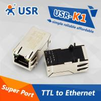 Quality [USR-K1] Super port, Embedded TTL to Ethernet server TCP/IP module for sale