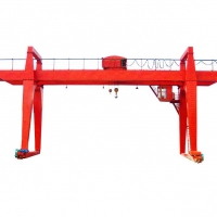 Quality MG Type U Type Double Girder Gantry Crane For Cargo Lifting for sale