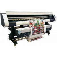 Best 50m2/h High Speed Digital Printing Machine Large Inkjet Printer Epson 5113 Printhead 1.8m wholesale