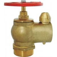 China Red / Brass 2 BSP Fire Hydrant Valve High Pressure Single Hydrant Valve on sale