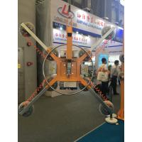 China Safety Glass Vacuum Lifter , Window Plate Glass Handling Equipment 12VDC Power Supply on sale