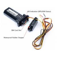 Buy cheap IP65 Waterproof GPS Tracker Ignition Detection For Motorcycle Anti-theft from wholesalers