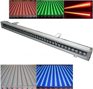 Quality Waterproof 3 Watt LED Wall Washer Lights IP65 RGB DJ Stage Strobe Flash Light for sale