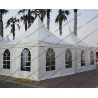 Buy cheap Hot sale Aluminum frame Pagoda Gazebo Outdoor Event party Tent from wholesalers